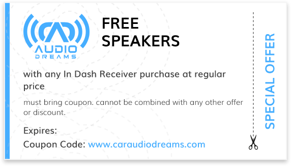 Audio Dreams Coupons Special Offer 5
