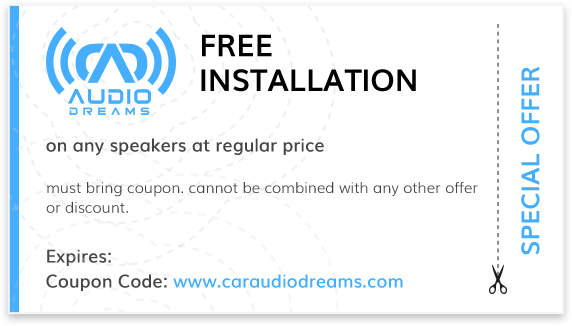 Audio Dreams Coupons Special Offer 6