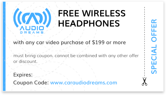 Audio Dreams Coupons Special Offer 7