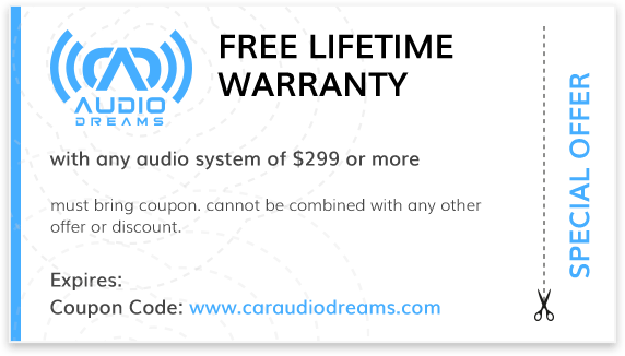 Audio Dreams Coupons Special Offer 8