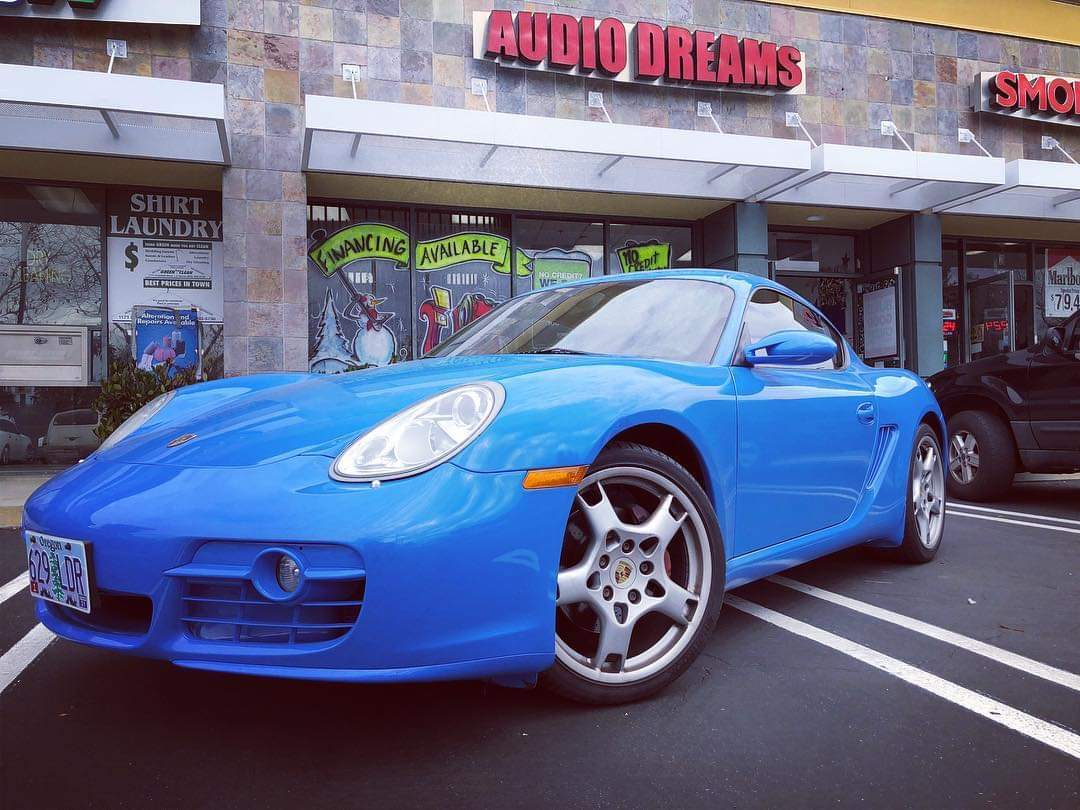 audio dreams porshe